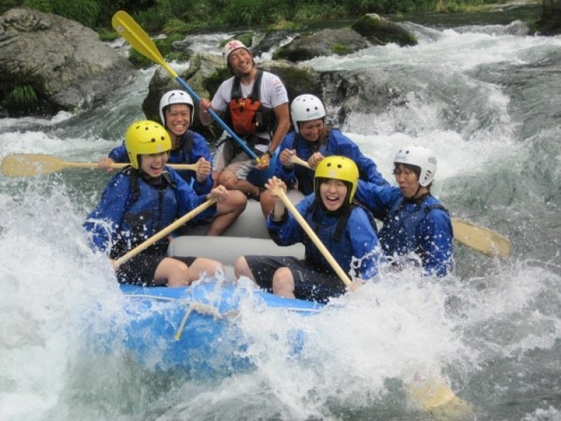 The king of river leisure What is rafting