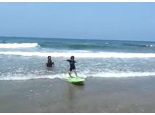 【新潟・新発田】初心者の方におすすめ!手軽にサーフィン体験コース!!(60分)