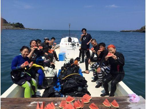 【宮崎県・宮崎市】海の中をのぞいてみよう!プールでの体験ダイビングの紹介画像