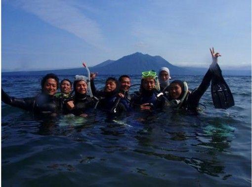 【北海道・支笏湖】体験ダイビング・水質日本一の支笏湖でダイビング・ツアー写真プレゼントの紹介画像