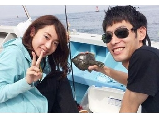 [Aichi, Minamichita, Ise Bay Exit] Sea fishing experience plan-with beginners safe with guide! OK by hand (2 people ~)の紹介画像