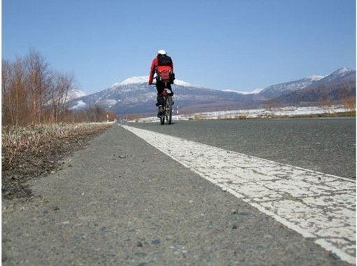 【北海道・富良野】澄み切った空気がおいしい!!サイクリング★半日プラン★
