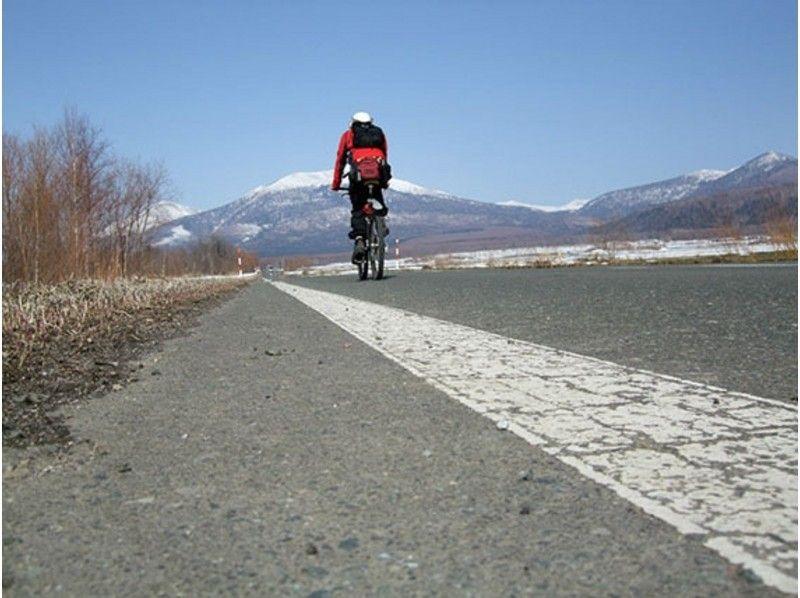 【北海道・富良野】澄み切った空気がおいしい!!マウンテンバイク★半日プラン★の紹介画像