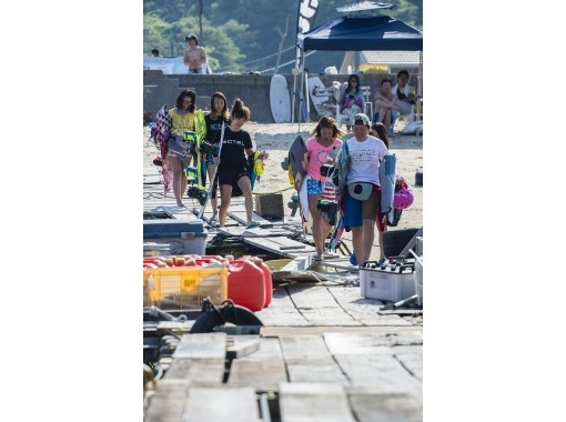 [Hiroshima / Onomichi / Iwashijima / Shimanami Kaido] Wakeboarding experience course (10 minutes x 2 sets) Empty-handed course * Bring only towels and swimwearの紹介画像