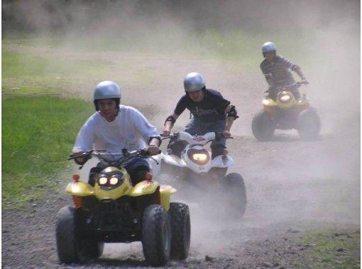 【群馬・みなかみ】4輪バギーツアー(半日コース)小学生からOK・団体割引あり