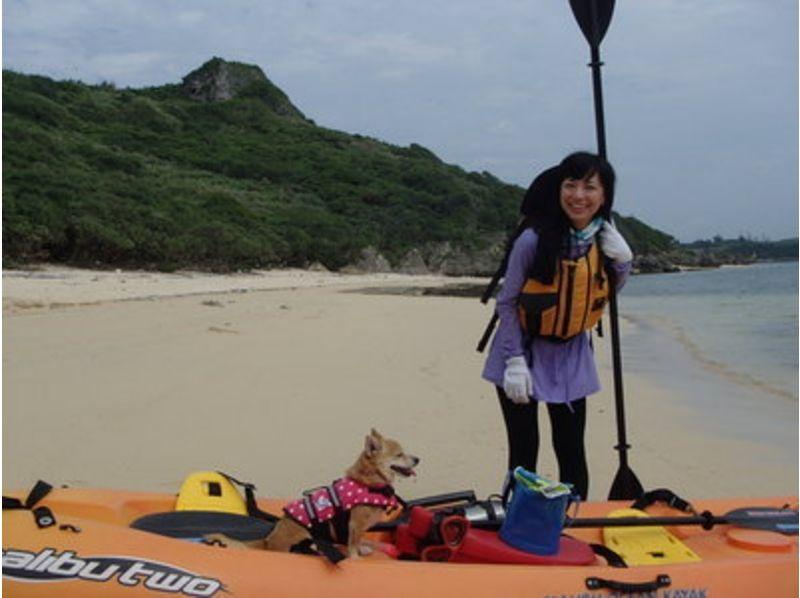 【沖縄・宮古島】海の中を覗いてみよう!シーカヤック&シュノーケル体験ツアー(半日コース)の紹介画像
