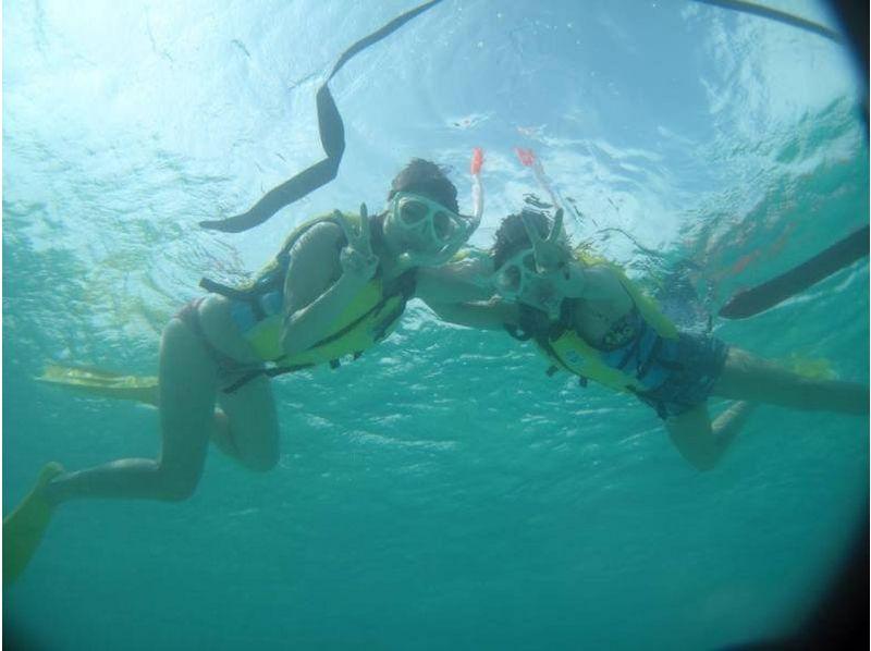 【沖縄・石垣島】マンタの海へ♪シュノーケリング(半日コース)の紹介画像