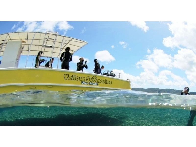 【沖縄・石垣島】お得に体験!ダイビング&シュノーケル体験(1日コース)の紹介画像