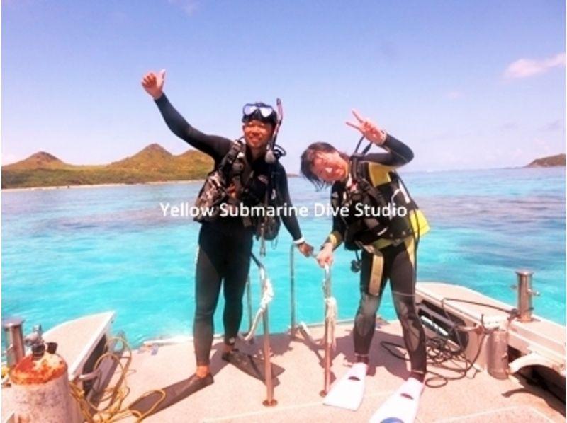 【沖縄・石垣島】ファンダイビングコースの紹介画像