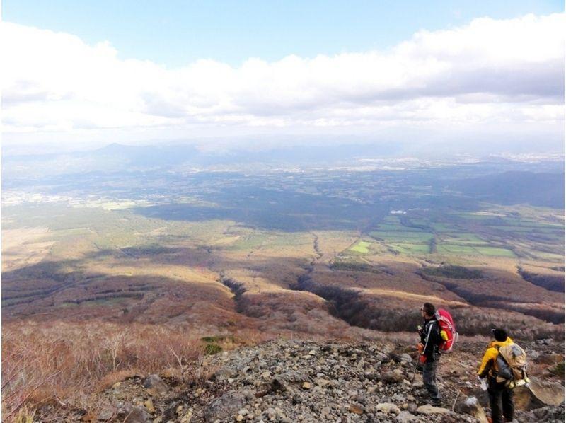 【岩手・八幡平エリア】岩手山 中級登山ツアーの紹介画像