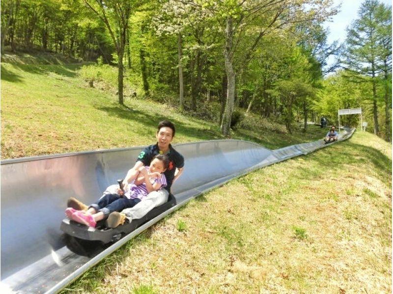 【福島・那須】那須高原で家族そろって川遊び!那須西郷ファミリーキャニオニング!の紹介画像