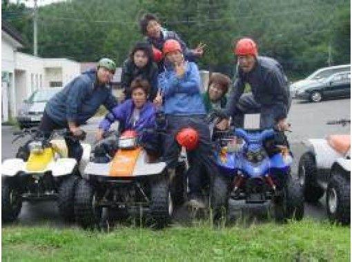 【群馬・みなかみ】4輪バギーツアー(1日コース)小学生からOK・団体割引あり・お弁当つき