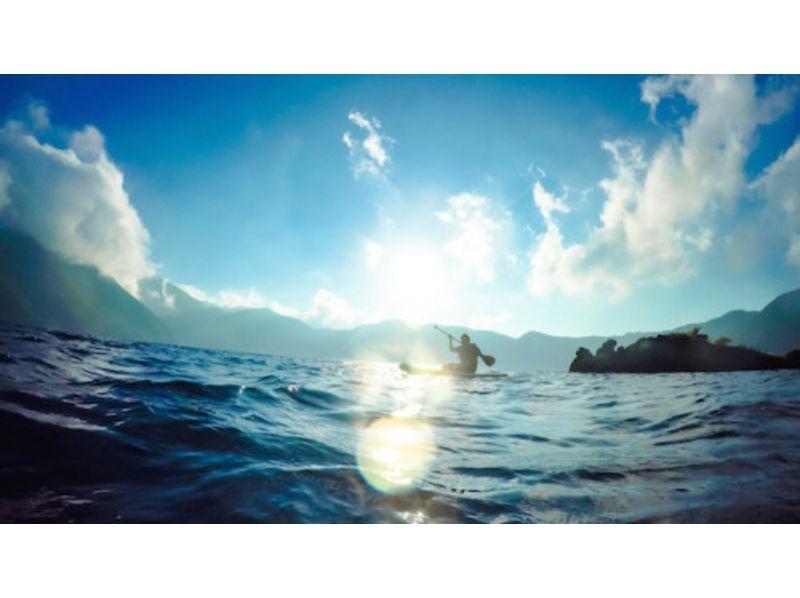 [Yamanashi four fish ream lake] NATIVESURF SUP School of introduction image