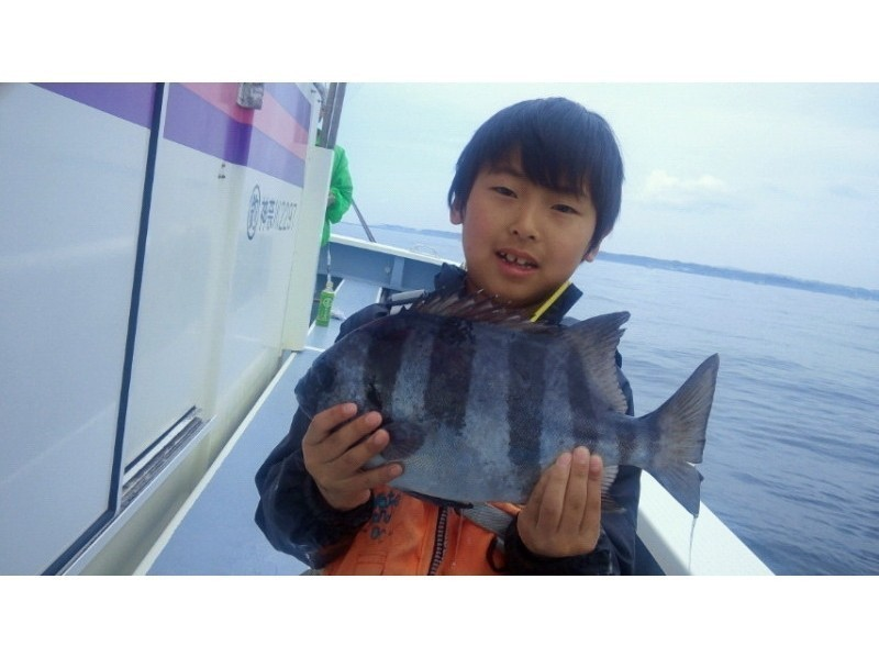 【Shonan · Kamakura】 Beginner's big welcome! Introduction image of Fifth Fishing with a Ship