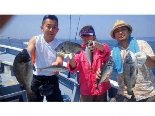 【湘南・鎌倉】平日貸切!仕立船で五目釣り 貸切プラン