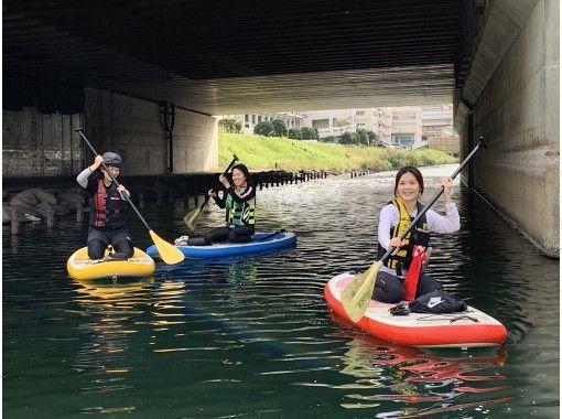 【東京・江東区】初心者向け!SUPスクールの紹介画像