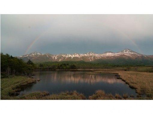 ☆知床世界自然遺産~知床五湖の 一湖と二湖を散策☆彡ファミリー向け(1.6km・90分コース)