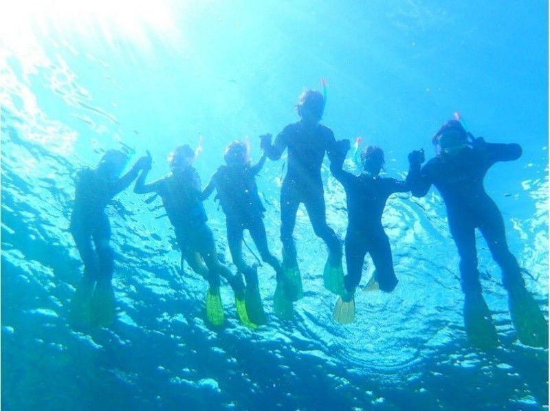 浮潛之旅的許多熱門景點!這是什麼?