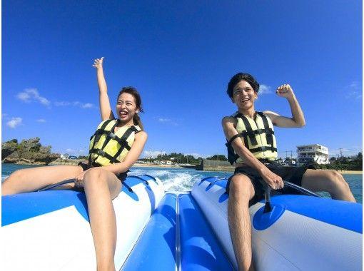 \人气套装/蓝洞体验乘船+香蕉船潜水!让我们尽情享受两次♡の紹介画像