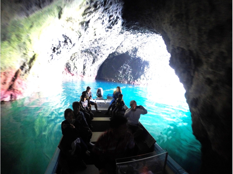 【北海道・小樽】元祖!青の洞窟クルーズbyツウセンの紹介画像