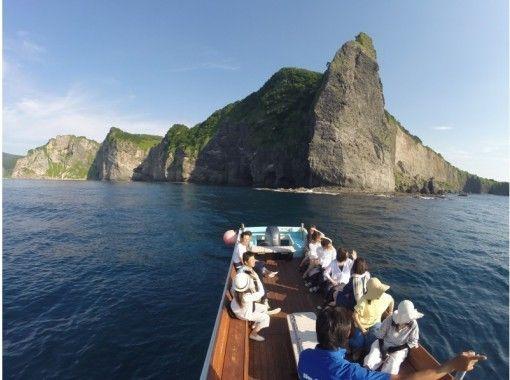 """[北海道小樽]原创的""""蓝洞巡游"""",由了解当地工作人员的向导指导!の紹介画像"""