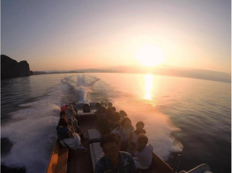 【Hokkaido · Otaru】 Original father! Introduction image of Blue cave cruise by Tsuen