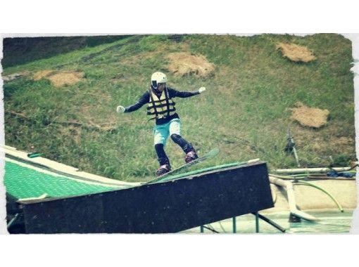 【三重・桑名】手ぶらでウォータージャンプに挑戦! レッスン付体験プランの紹介画像