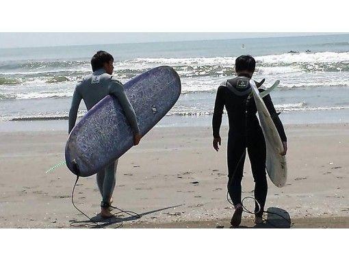 【千葉・九十九里】サーフィン 体験コース 1レッスン約2時間 初心者向け