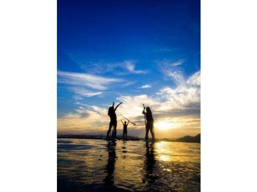 【関西・兵庫・淡路島】写真撮影サービス!サンセットSUP体験!!の紹介画像