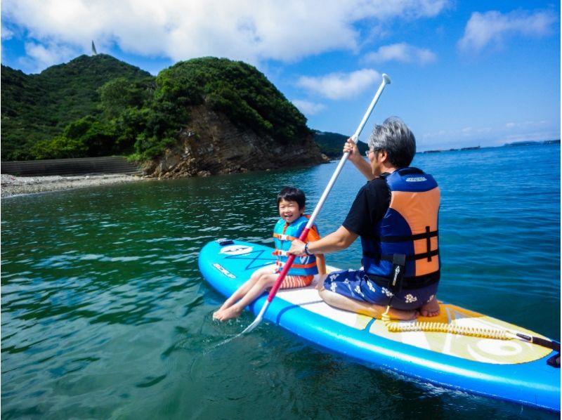 【兵庫・淡路島】初心者にうれしい! 穏やかな内海で魅力たっぷりのSUP体験!!の紹介画像