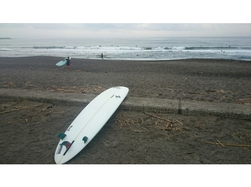 [Chiba ・ Kujukuri] surfing step-up course 1 lesson approximately 2 hours Intermediate person moreの紹介画像