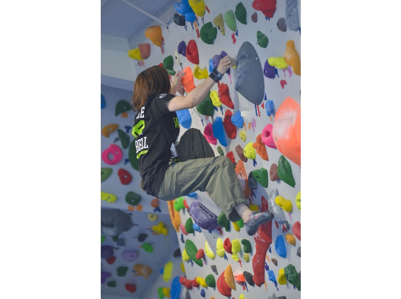 [Tokyo Itabashi] Beginners are welcome! Bouldering experience of introduction image