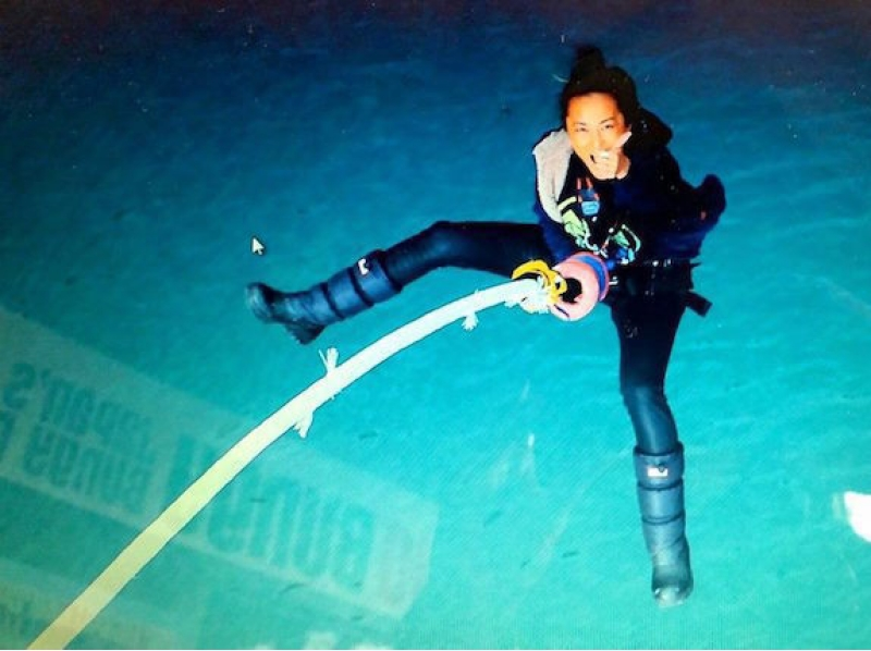 [Gunma, water / water] loose and pounding experience! Kayak & bungee jump of introduction image