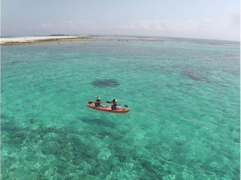【沖縄・那覇】ナガンヌ島上陸!海水浴ツアーの紹介画像