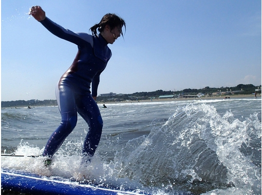 [Ibaraki, Oarai coast] once deals with the ticket! Surfing experience (master course)の紹介画像