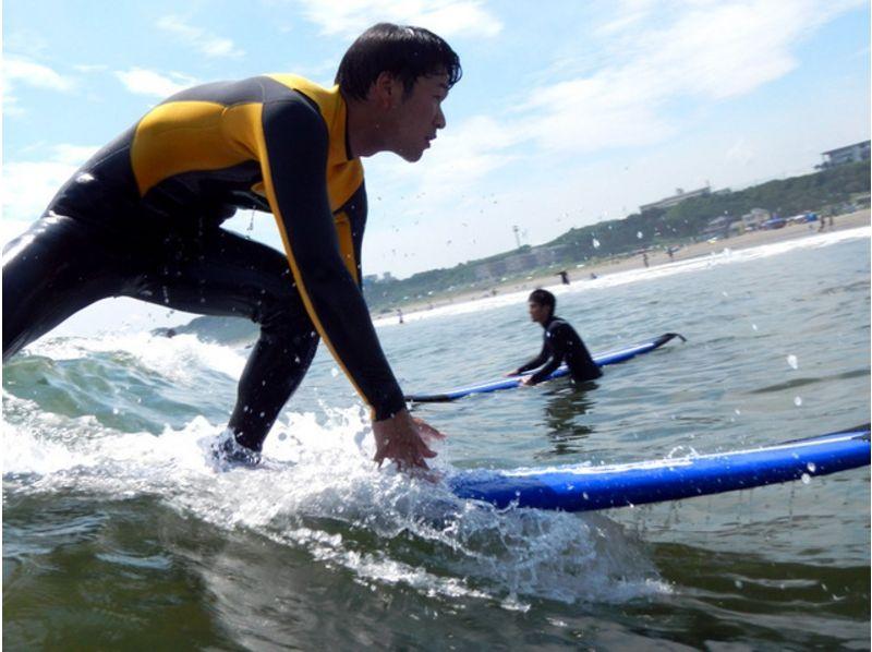 【茨城・大洗海岸】1回お得なチケット付き!サーフィン体験(マスターコース)の紹介画像