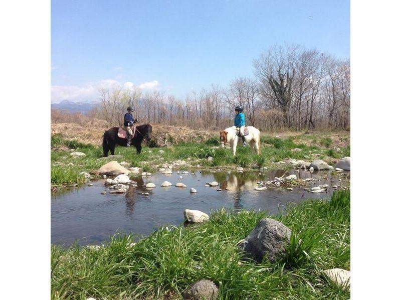 [Gunma, Tonegawa] Tonegawa Pakapaka walk (outside power) [riding] Introduction image