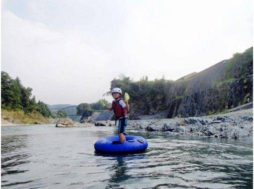 【奈良・吉野川】奈良吉野川・おさんぽチュービングの紹介画像