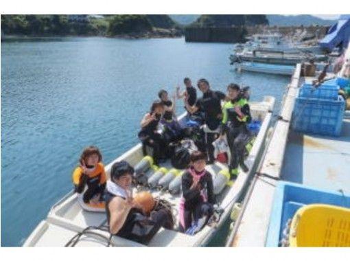 【鹿児島/秋目湾】ボート渡し2ビーチファンダイビング