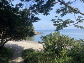 プランの魅力 プライベート感抜群の胴網海岸 の画像