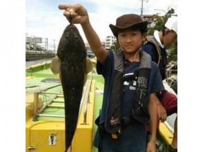 [Yokohama, Kanagawa] recommend fishing for beginners! Charm of description image of trying to challenge the lure fishing (1 day course)