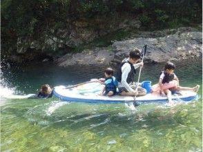 プランの魅力 Let's row to the unknown experience while looking at the clear bottom of the river! の画像