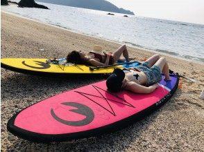 プランの魅力 無人のビーチで貝殻拾ったり寝たり。。のんびり の画像