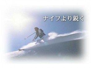 【長野・白樺湖】蝶の如くゲレンデを舞う♪歩けるスキーテレマーク体験!の魅力の説明画像