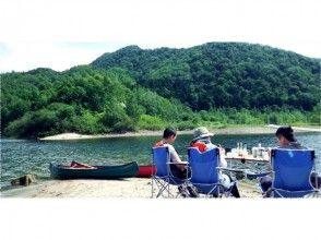 【北海道・さっぽろ湖】定山渓ダムを一望できるカヌーツアー!の魅力の説明画像