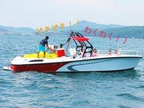 【兵庫・淡路島】関西初!淡路島でパラセーリングの魅力の説明画像