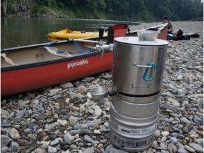 プランの魅力 Includes canoe and equipment の画像