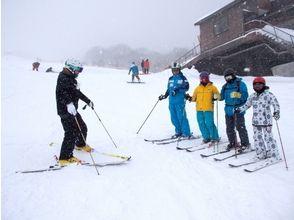 【新潟県・妙高市】池の平温泉スキー場でめきめき上達するスキーレッスン(半日・一日)の魅力の説明画像