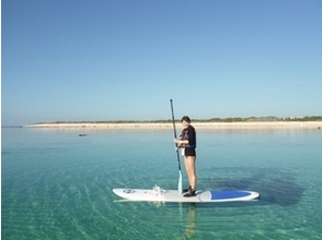 [Okinawa Ishigaki Island] hog wide sea! Charm of description image of Kabira Bay SUP Cruising tour (2 to 3 hours)