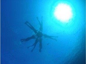 【沖縄・恩納村】完全貸切!青の洞窟シュノーケリング!写真撮影&SDカードプレゼント付き!の魅力の説明画像